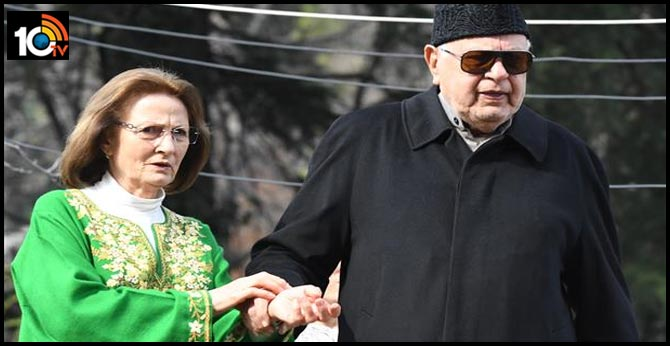 """I Am Free"": Farooq Abdullah Released From 7-Month Detention"