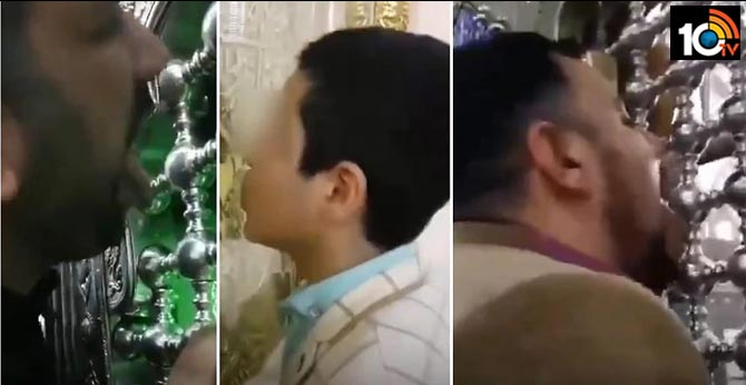 Fears mount as Iranian 'lick the shrine' videos go viral amid coronavirus outbreak