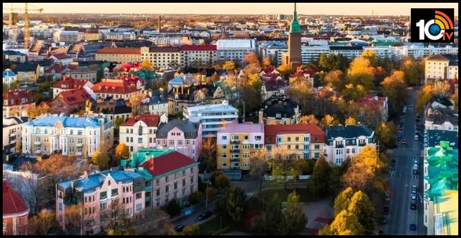 Finland is world's happiest country, India in 144th place
