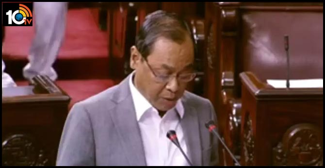 Former CJI Ranjan Gogoi Takes Oath As Rajya Sabha Member
