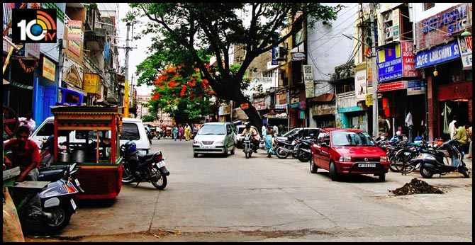 Corona Effect On General Bazar Secunderabad