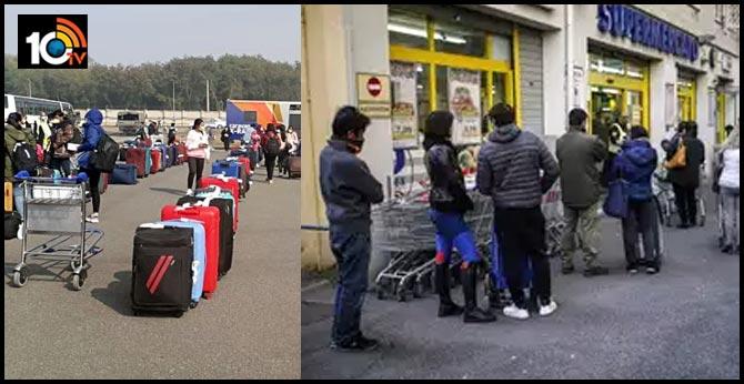 Covid-19 scare: Hundreds of Telangana, Andhra Pradesh students stranded as Italy on lockdown