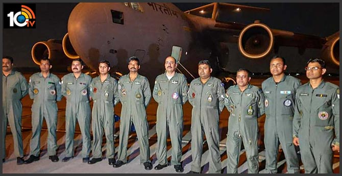 IAF C-17 'Globemaster' aircraft leaves for coronavirus-hit Iran to bring back Indian citizens