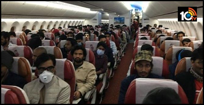 Iran to India 4th Batch Of 53 Indians Evacuated From Iran