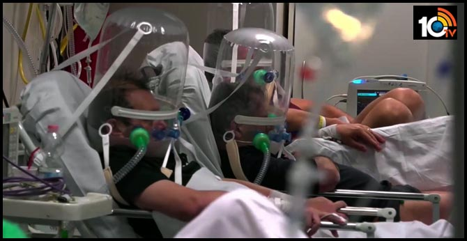 Heartbreaking Footage From Inside Italy Hospital Shows COVID-19 Patients Gasping For Air