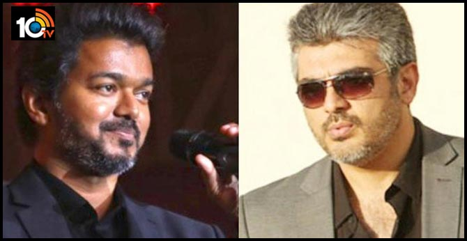 I've dressed like my friend Ajith says vijay