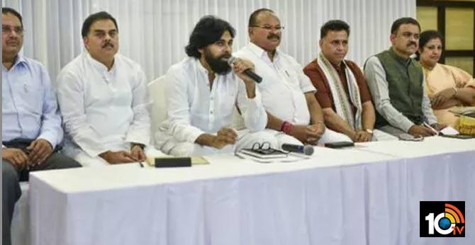 Janasena, BJP, Political, Local Body polls, Ysrcp, TDP, General elections