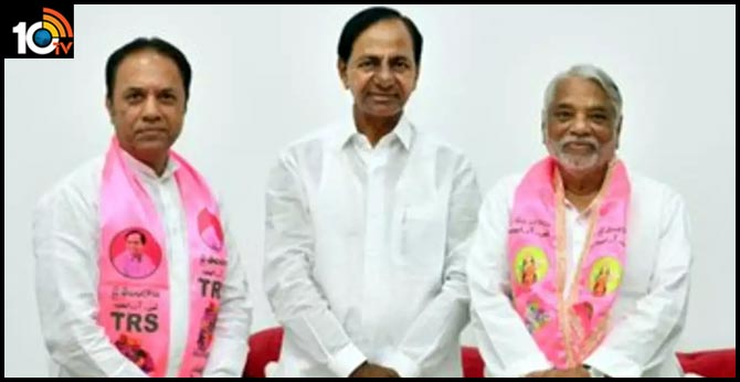 K.Keshavarao, Suresh Reddy elected as Rajya Sabha members from trs