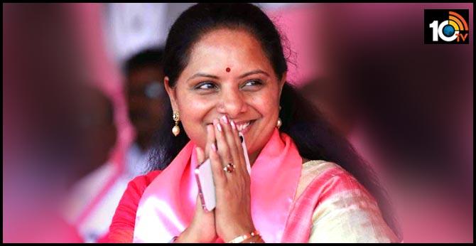 KCR nominates Kavitha as MLC FROM Nizamabad