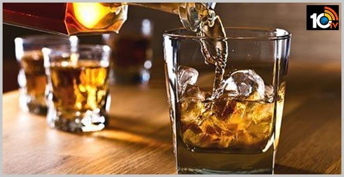 Liquor shops close across the state, AP govt sensational decision