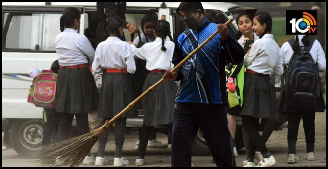 MSc Mathematics student gets sweeper's post : LS member on job situation