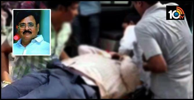 Maruti Rao, accused in Pranay murder case Death Mystery