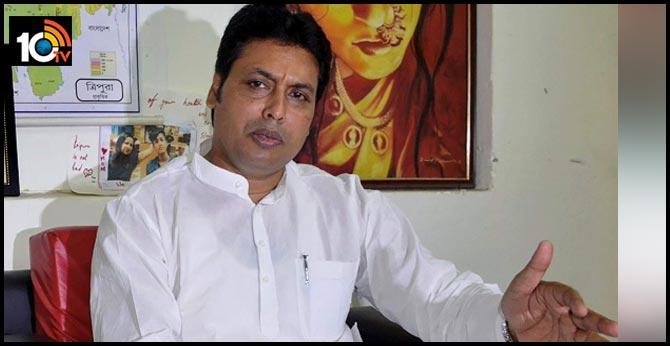 Masks scarce, cover faces with 'gamchha': Tripura CM's 'advice'
