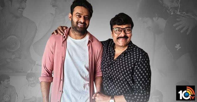 Megastar Chiranjeevi's Acharya and Prbhas 20 Update on Ugadi