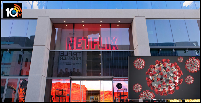 Netflix Recommends L.A. Employees Work From Home, Closes Building With Potential Coronavirus Case