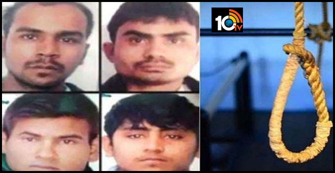 Nirbhaya convicts to be executed on March 20
