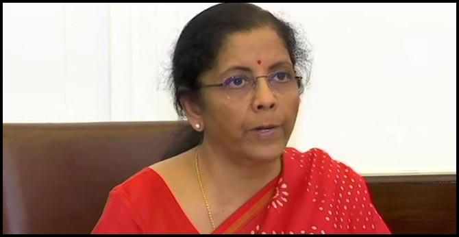 Nirmala Sitharaman : GST, ITR filing, Aadhaar-PAN linking deadlines extended to June 30