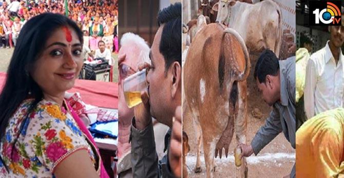 Novel coronavirus can be cured with gaumutra, gobar claims Assam BJP MLA Suman Haripriya