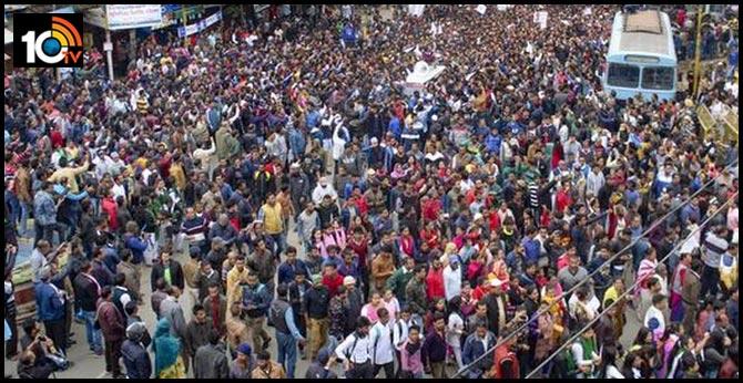 Over 5,000 In Chennai Defy Coronavirus Advisory, Gather For CAA Protest