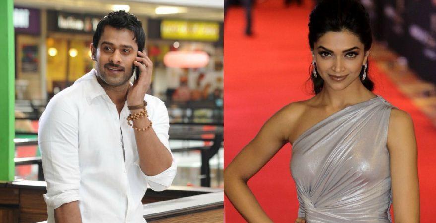 Deepika Padukone Romance with Prabhas?