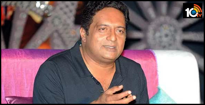 Versatile actor Prakash Raj Decides to give daily wage to coolies