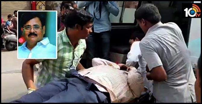 Pranay' murder case main accused marutirao suicide take poison