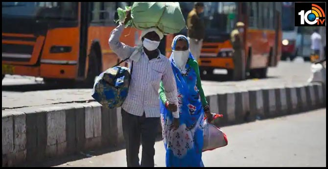 Coronavirus update: Pregnant woman, her husband forced to walk over 100km without food; rescued by locals