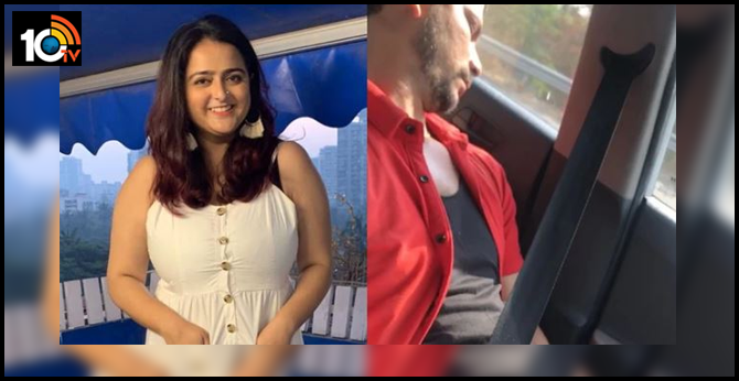 Pune uber cab driver falls asleep at wheel , forces woman to drive til Mumbai