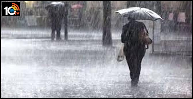 Rains in Hyderabad over the next three days