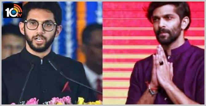 "Raj Thackeray's Son Is Aaditya Thackeray's Rival In MNS ""Shadow Cabinet"""