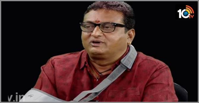SVBC EX Chairman Prudhvi Raj Exclusive Interview