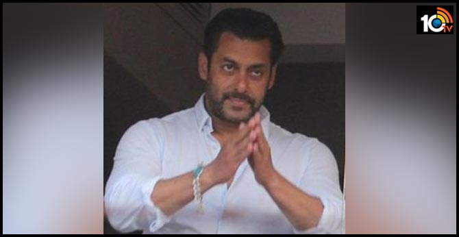 Salman Khan To Financially Support 25,000 Daily Wage Workers