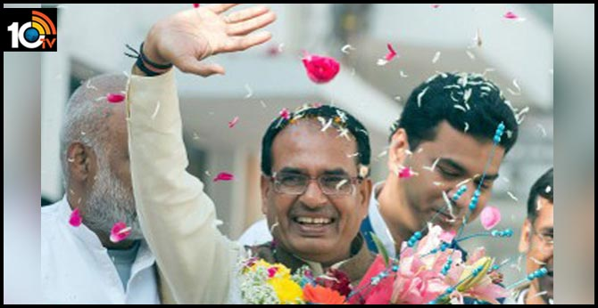 Shivraj Chouhan's Oath As Madhya Pradesh Chief Minister Likely Today