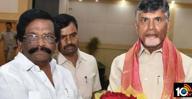 Sidda Raghava Rao Likely Join in YCP