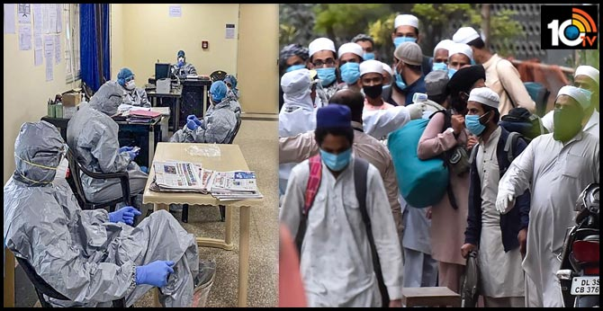 Six coronavirus victims from Delhi contacted whom after returned to Andhra
