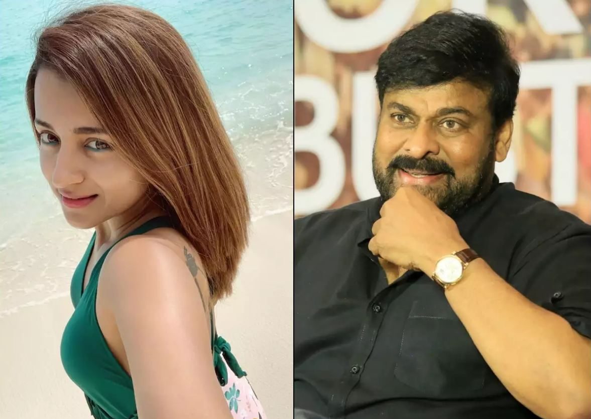 Trisha opts out of chiranjeevi acharya project due to creative differences