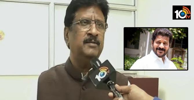 Action must be taken against Revanth Reddy Says TRS MLC M.S.Prabhakar