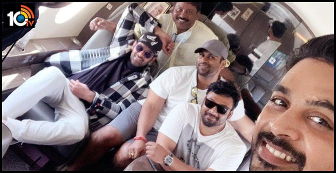 Team Prabhas 20 back in India after wrapping up Georgia schedule