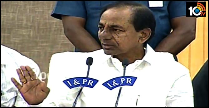 The Janata curfew will remain in force for 24 hours in Telangana said CM KCR