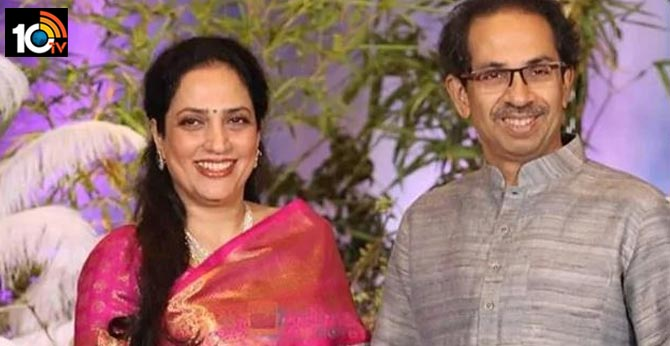 Uddhav Thackeray's Wife Named Editor Of Sena Mouthpiece Saamana