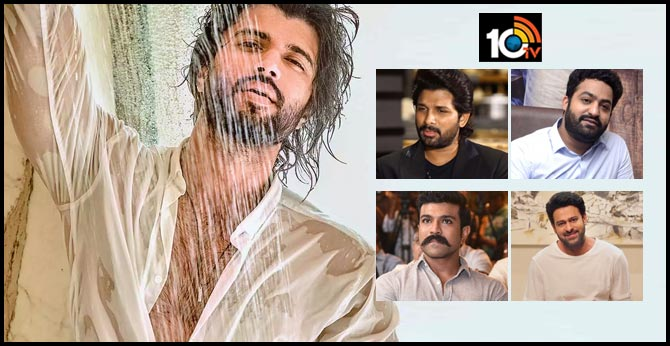 Vijay Deverakonda Is Most Desirable Man Of 2019
