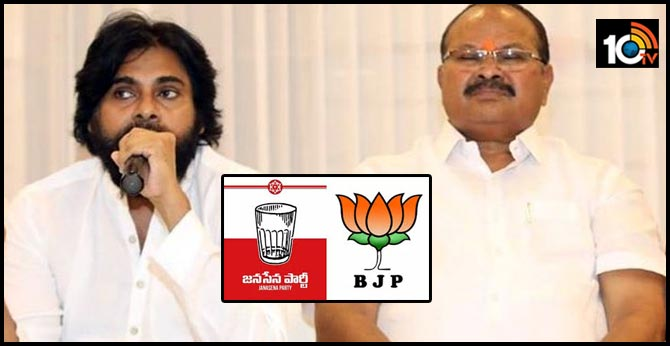 Will YCP-BJP alliance succeed in local elections