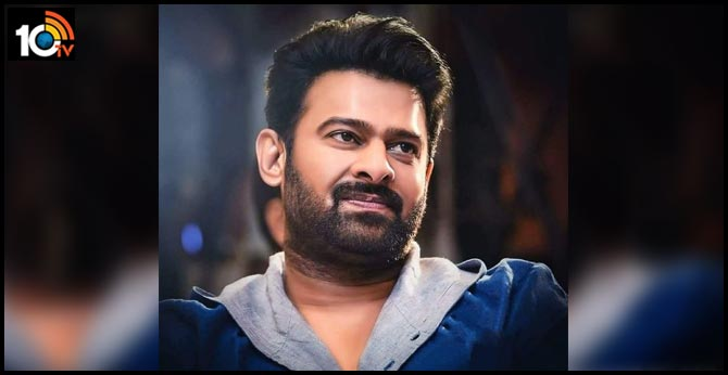 Young Rebel Star Prabhas contributes Rs 1 Crore to the CM relief fund of Telangana and Andhra Pradesh