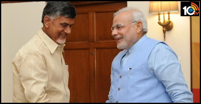 Your Government Is ''Humanity Personified'': Chandrababu Naidu To PM