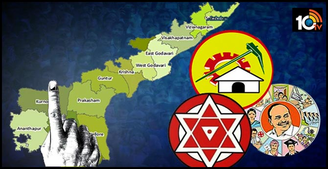 ZDPTC, MPTC nominations started, All parties to implement strategy to win all seats in AP Local body polls