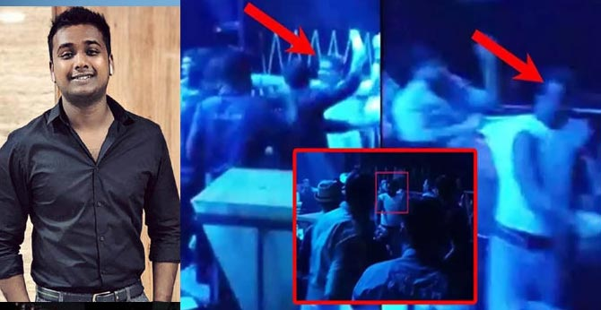attack video released on bigg boss winner rahul sipligunj in prism pub