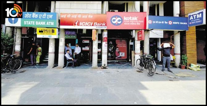 central govt suggest banks maintain liquid cash in banks and atm
