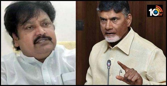 reason behind chandrababu gave rajya sabha ticket to varla ramaiah