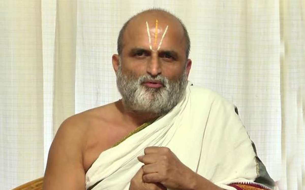 chilkur balaji temple priest rangarajan about tirumala