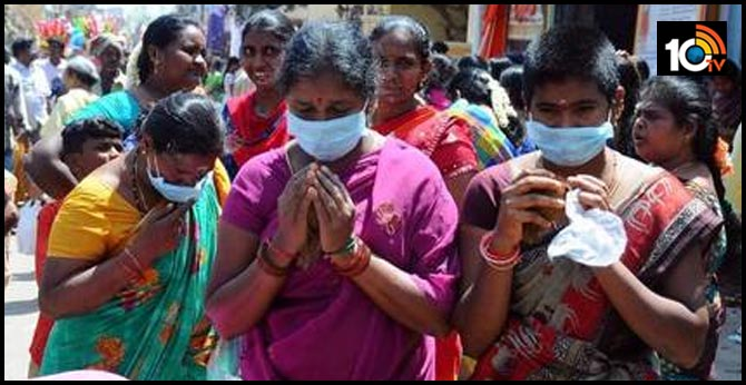 corona virus effect at nellore